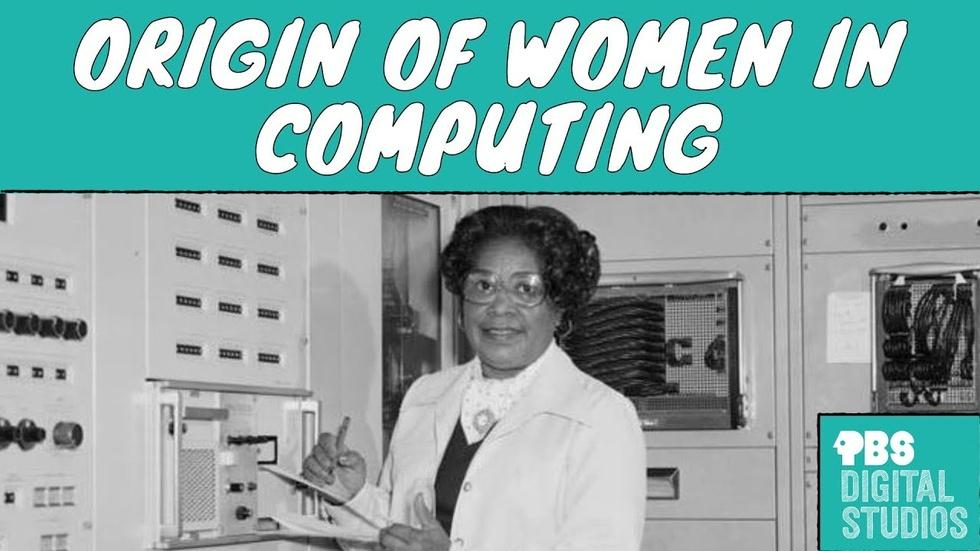 Why Are There So Few Women in Computer Science? image