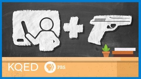 Above The Noise -- Should Teachers Be Allowed To Carry Guns at School?
