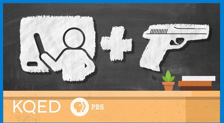 Above The Noise: Should Teachers Be Allowed To Carry Guns at School?