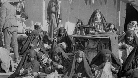 Questioning British Occupation in Iraq