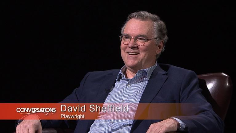 Conversations: David Sheffield