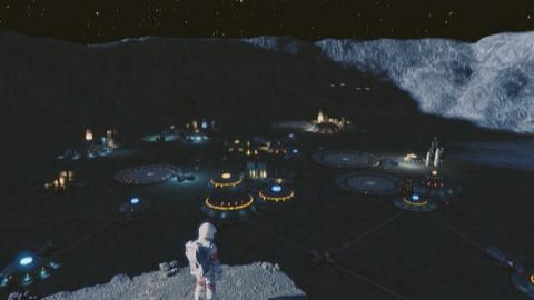 Clips & Previews -- Nova | Back to the Moon