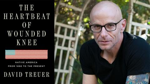 David Treuer   2019 National Book Festival