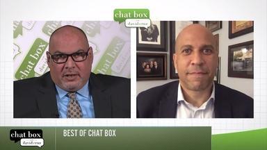 Sen. Cory Booker, Jake Clemons & Best of Chat Box