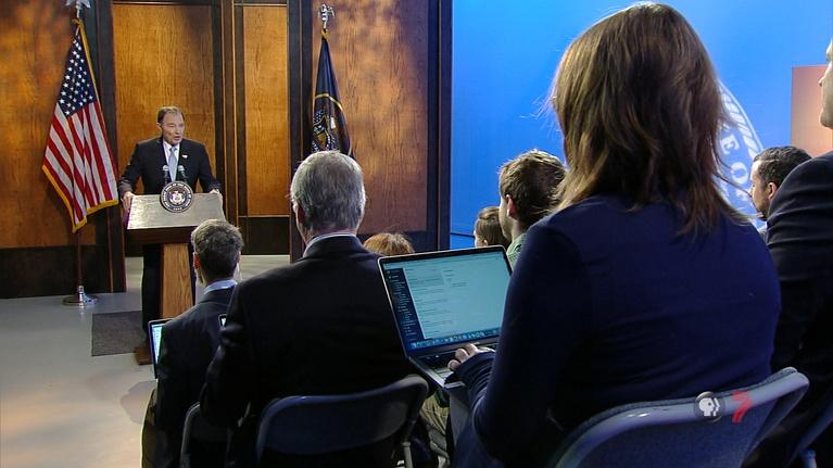 Governor's Monthly News Conference: January 2019 Extra