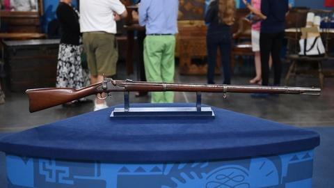 Antiques Roadshow -- S21 Ep15: Appraisal: 1862 Confederate Richmond Rifle Musket