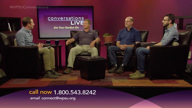 Conversations Live: Get Your Garden On! - May 2018