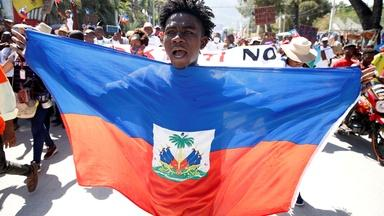 The 'assault on democracy' in Haiti as Moise clings to power