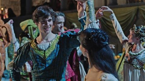 Romeo & Juliet's Secret Dance