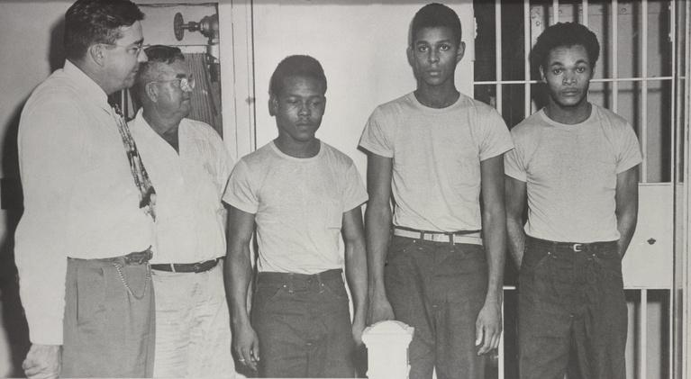 The Groveland Four: The Groveland Four: Long Trailer