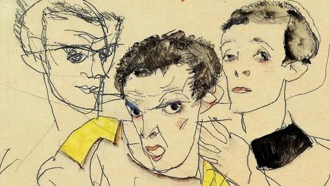 S2019 E441: NYC-ARTS Profile: The Self-Portrait from Schiele to Beckmann