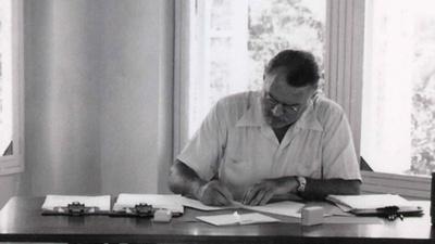 Hemingway   Spanish Version   A Writer (1899-1929)