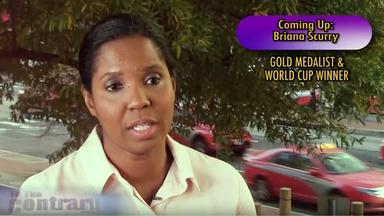 Woman Thought Leader: Briana Scurry