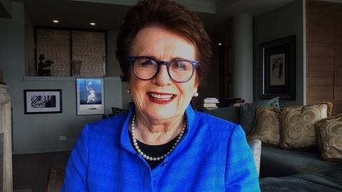 Amanpour and Company -- Billie Jean King Discusses Activism in Sports