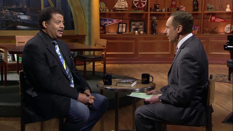 Chicago Tonight: Neil deGrasse Tyson Explores 'Unspoken Alliance' in New Book