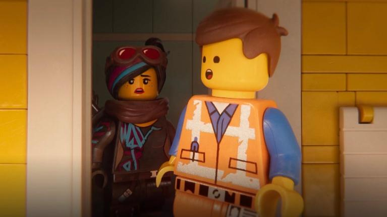 "Flicks: The Stars of ""The Lego Movie 2: The Second Part"""
