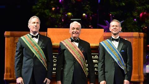 Christmas with the Mormon Tabernacle Choir -- We Three Kings
