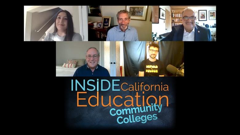 Inside California Education Image