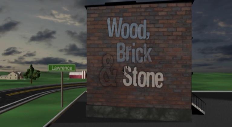 KTWU Special Programs: Wood, Brick & Stone: Lawrence