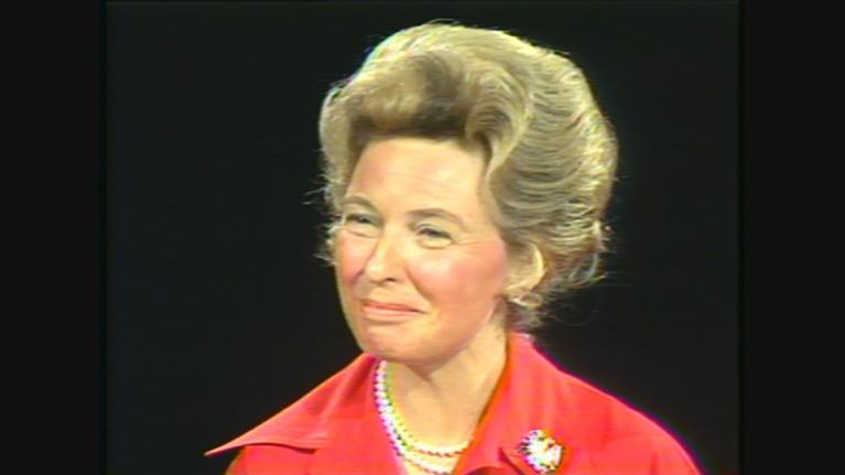 From the WTTW Archive: From the Archive: Phyllis Schlafly