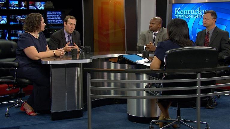 Kentucky Tonight: K-12 Public Education