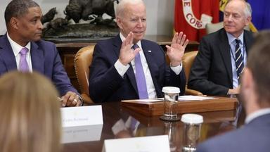 Biden's new bill a 'grab bag' of social infrastructure