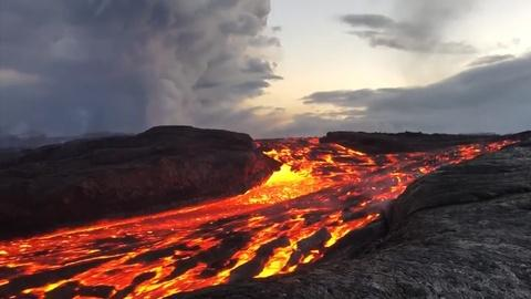 NOVA -- Kīlauea: Hawaiʻi on Fire