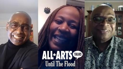 Until the Flood: Artists Dael Orlandersmith and Sherman Fleming