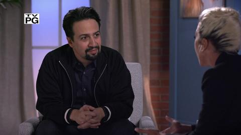 Variety Studio: Actors on Actors -- Lady Gaga and Lin-Manuel Miranda (Preview)