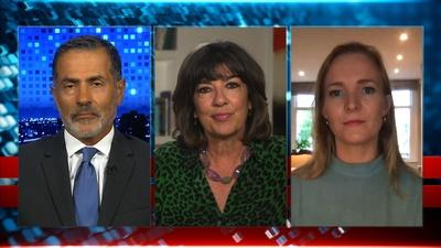 Amanpour and Company | Where Global Approval of U.S. Foreign Policy Stands