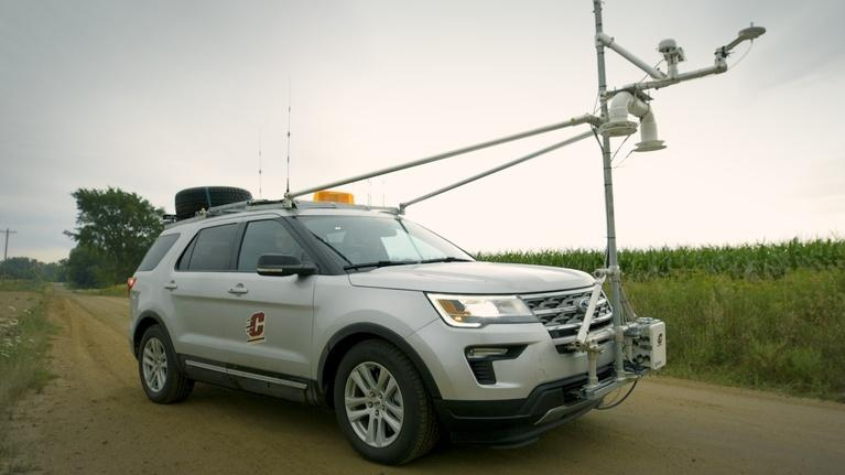 CMU Point of Pride: Mobile Mesonet