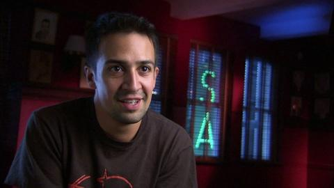 S1 E8: The Legends: Lin-Manuel Miranda