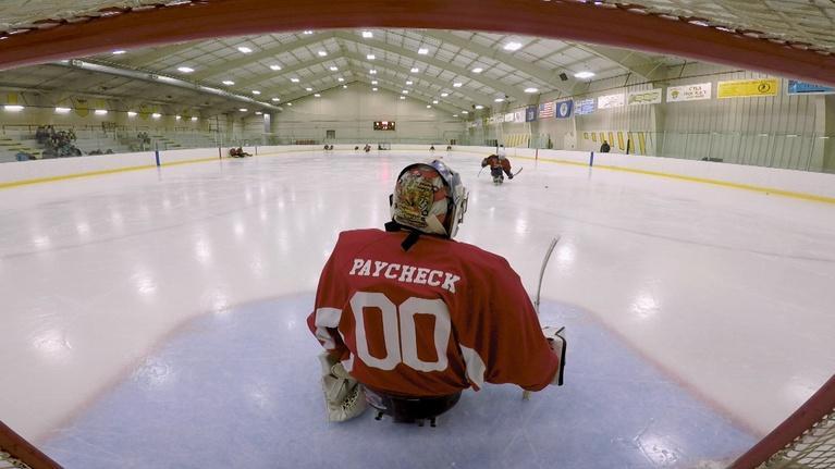 Headline: Living with Disability: Good Hockey, Part II
