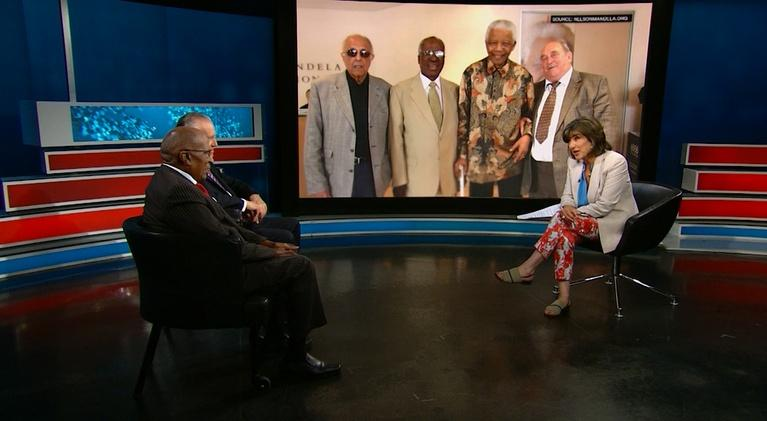 Amanpour on PBS: Amanpour: Andrew Mlangeni, Peter Hain and Ryan Costello