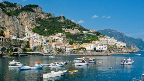 S4 E5: Italy's Amalfi Coast