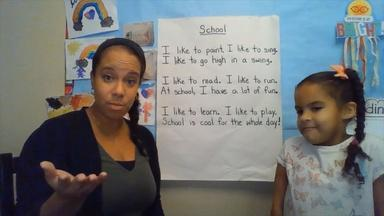 Square Rhymes with Care! - English Captions