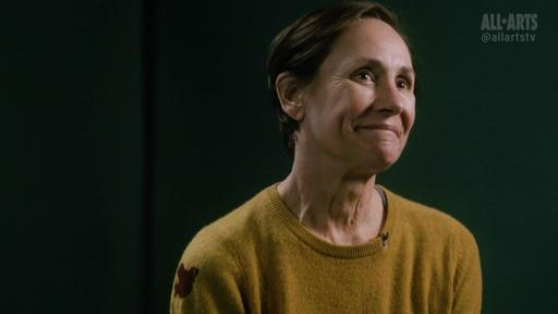 """Laurie Metcalf, Tony Award Nominee, """"Hillary and Clinton"""""""