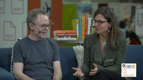 Rebecca & Floyd Skloot | 2019 AWP Conference and Bookfair