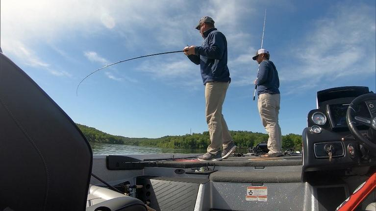 Kentucky Afield: Fishing the Ohio; Fishing for Charity; Father's Day