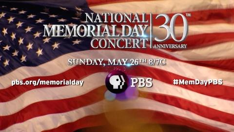 National Memorial Day Concert -- 2019 National Memorial Day Concert Featured Highlights