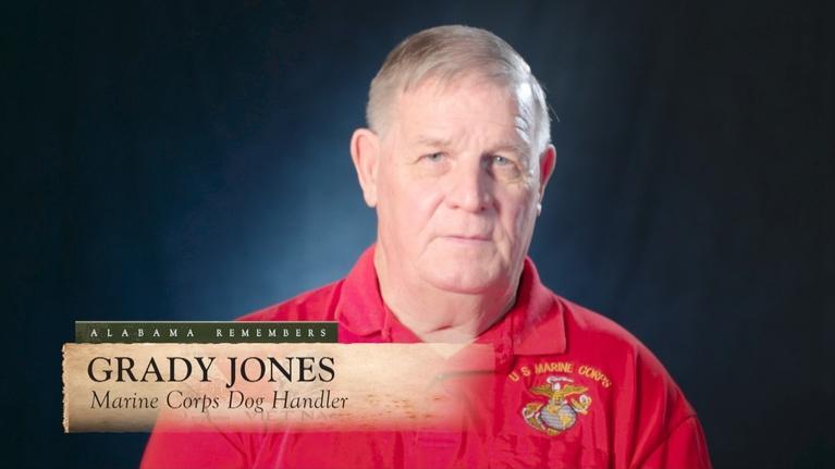 Alabama Remembers Vietnam: Grady Jones