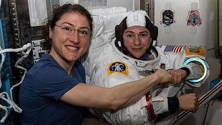 SCI NC: A conversation with NC astronaut Christina Koch