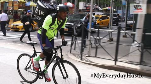 S2017 E4: My Everyday Hustle: The Courier Preview