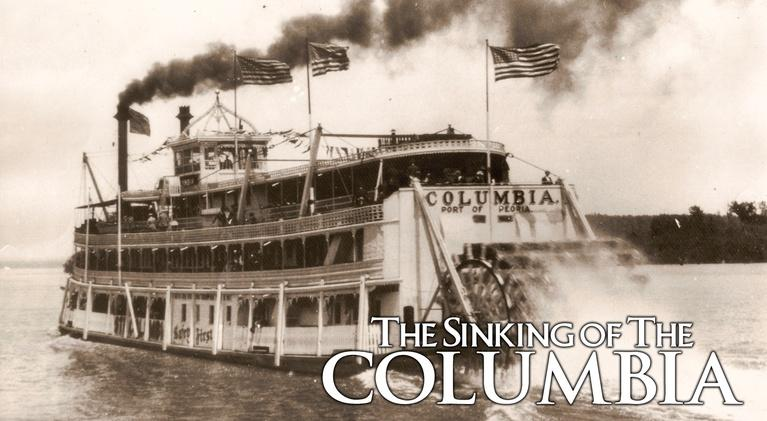 The Sinking of the Columbia: The Sinking of the Columbia
