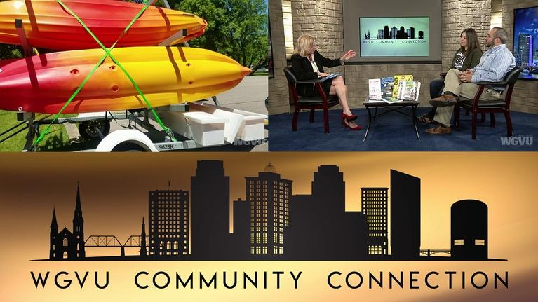 Community Connection: Kayak Rentals and Arbor Circle