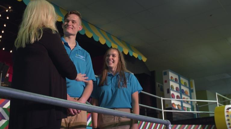 Minnesota 4-H: Growing True Leaders: Hunter & Kaylee