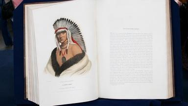 "Appraisal: 1838-1844 ""History of the Indian Tribes of US"""