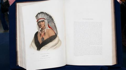 "S24 E18: Appraisal: 1838-1844 ""History of the Indian Tribes of US"""