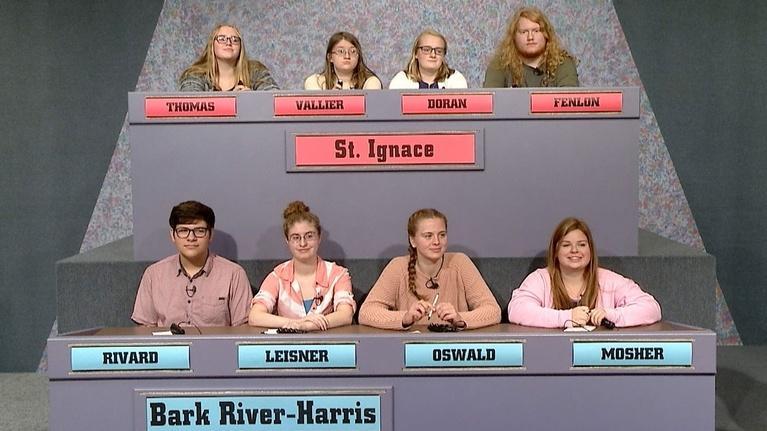 High School Bowl: 4108 St. Ignace vs Bark River-Harris