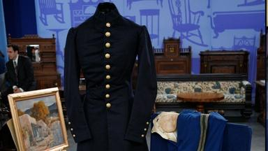 Appraisal: New York Militia Uniform, ca. 1858